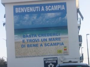Basta crederci e trovi un mare di bene a Scampia