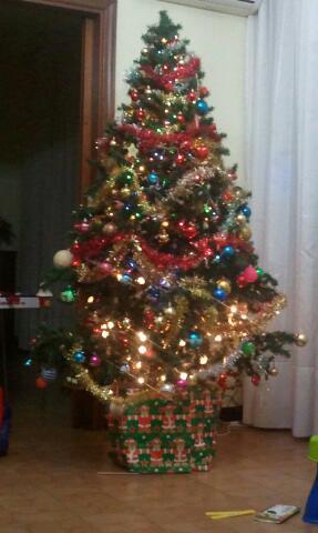 Il mio alberello di Natale