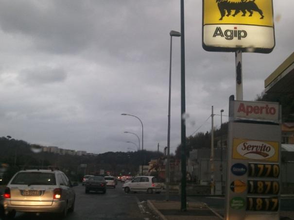 Il benzinaio più costoso d'Italia