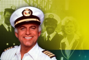Love Boat - Il Capitano Merril Stubing