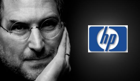 Steve Jobs e l'HP