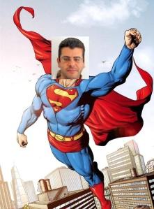 Fantamario, il supereroe che combatte contro i mostri