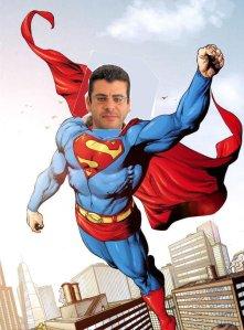 FantaMario, il supereroe nemico dei «mostri»