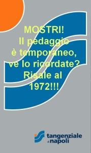 Tangenziale di Napoli, l'eterna ingiustizia