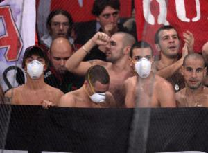 Napoli Milan, tifosi rossoneri influenzati?