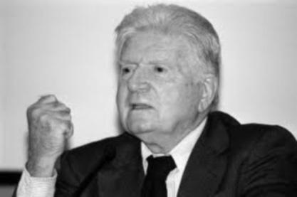 Sergio Zavoli, 90 anni e candidato al Senato