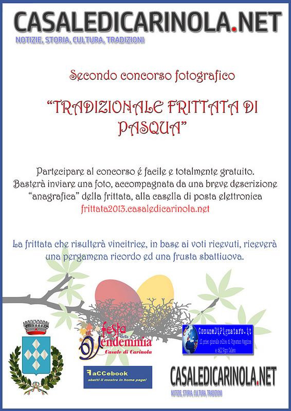 Fotografa la tua frittata, 2013 - II edizione