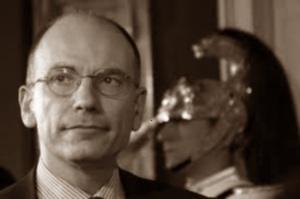 Enrico Letta, Premier di facciata