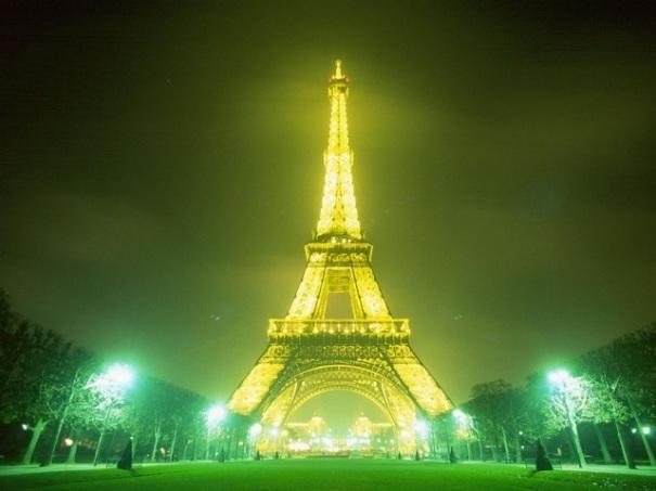 Serata parigina: très bien!