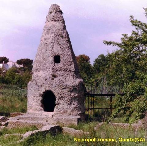 Necropoli romana a Quarto