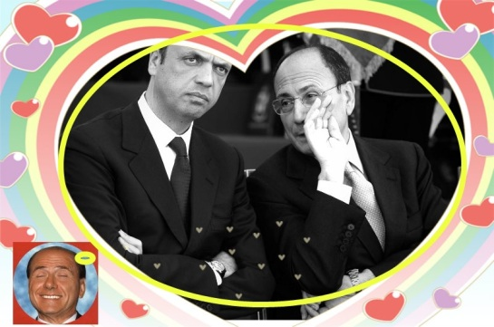 Il perdono di Berlusconi