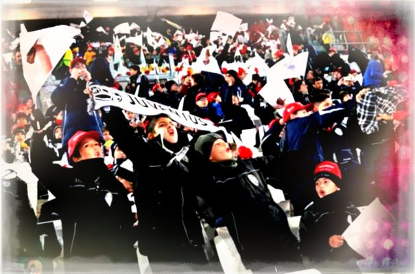 Juventus Stadium, se i bambini fanno «oh che me@d@»