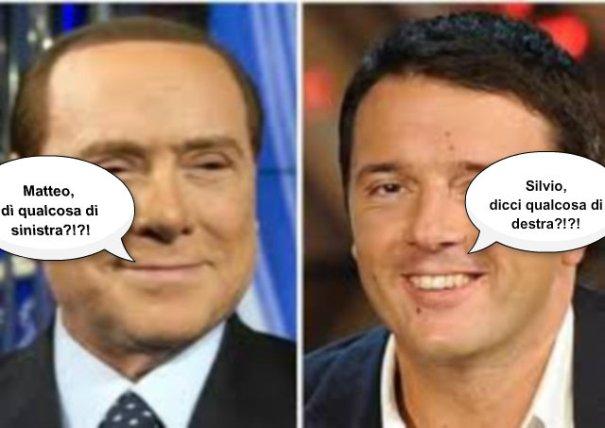 Matteo, il figlio (politico) di Silvio