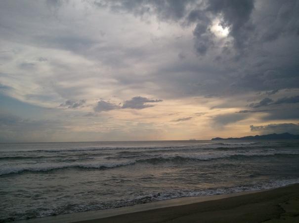 Schizzi di mare