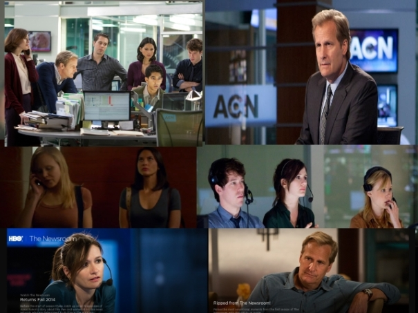 "Stregato da ""The Newsroom"""