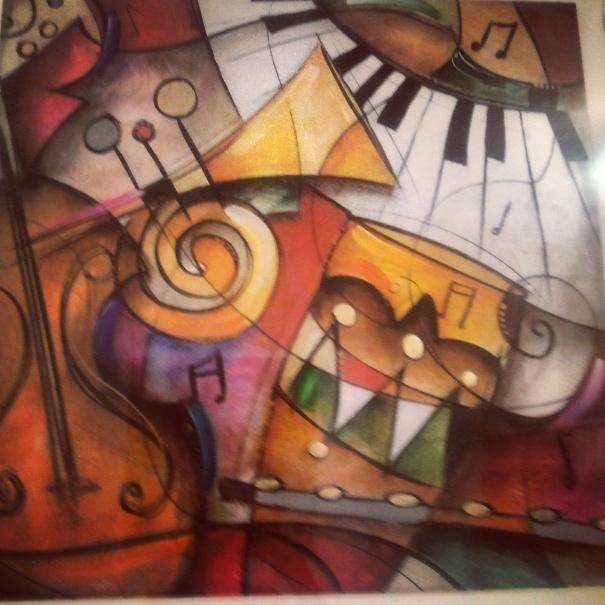 Arte moderna oppure lo scarabocchio di un bimbo dell'asilo?