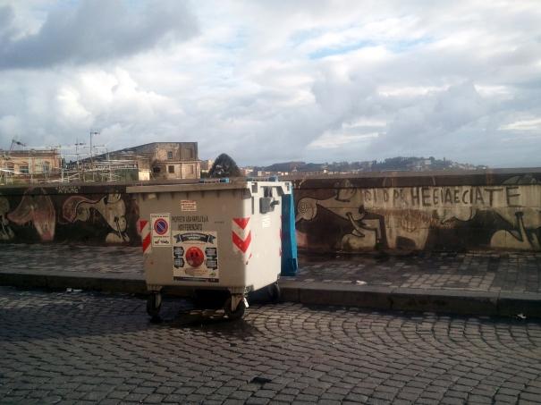Napoli, vogliamo i cassonetti chiusi [PETIZIONE]