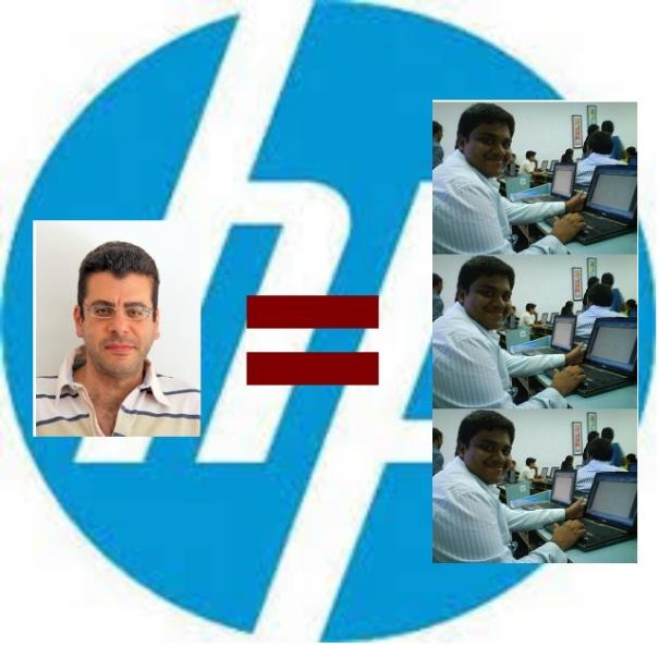 HP utilizza il best shore: tre lavoratori indiani al costo di un lavoratore italiano