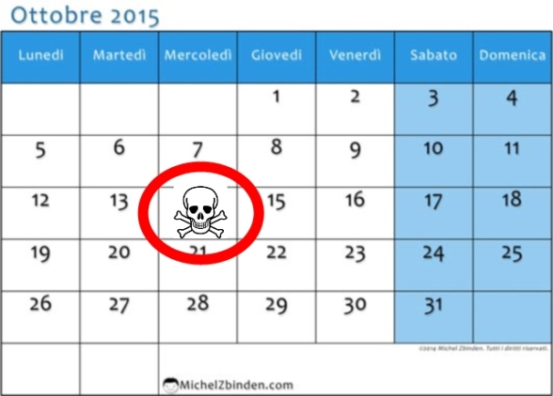 14 ottobre 2015: l'ultimo giorno di HP Pozzuoli