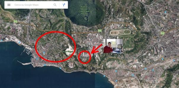 Terremoto su (HP) Pozzuoli